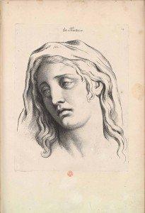 Le Brun, Charles (1619-1690). Les expressions des passions de l'