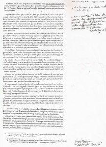Amorce pour dissertation