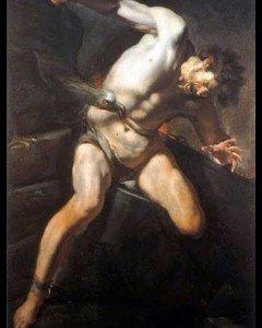 Gioacchino Assereto, Le Supplice de Prométhée